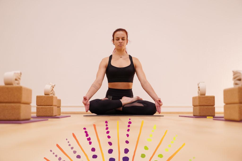 Ivanka ashtanga yoga Lyon