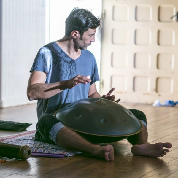 Atelier de yoga avec Mika de Brito le 22 mai 2019